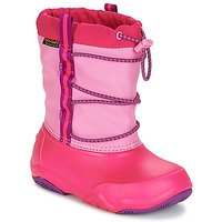 Παπούτσια Κορίτσι Snow boots Crocs Swiftwater waterproof boot Party / Pink