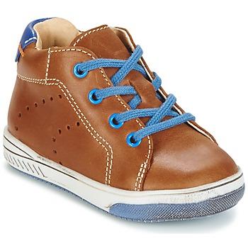 Παπούτσια Κορίτσι Ψηλά Sneakers Babybotte ANKARA CAMEL