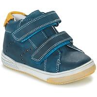 Παπούτσια Αγόρι Ψηλά Sneakers Babybotte ANTILLES μπλέ