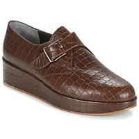 Παπούτσια Γυναίκα Derby Robert Clergerie NONKA-V.COCCO-CHOCOLAT Brown