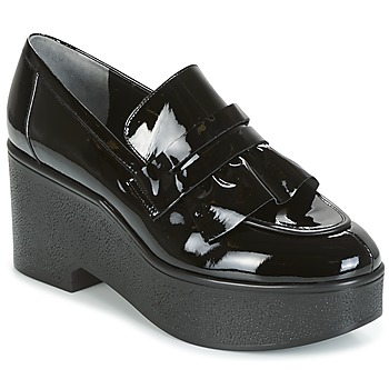 Παπούτσια Γυναίκα Μοκασσίνια Robert Clergerie XOCK-VERNI-NOIR Black