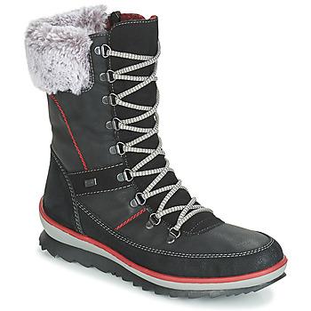 Παπούτσια Γυναίκα Snow boots Rieker BISKA Black