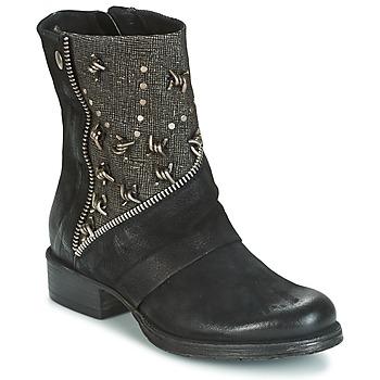 Παπούτσια Γυναίκα Μπότες Dream in Green HOULA Black