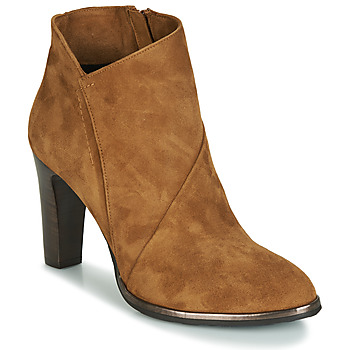 Παπούτσια Γυναίκα Μποτίνια Myma PELOUR Cognac