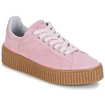 Παπούτσια Γυναίκα Χαμηλά Sneakers Yurban HADIL Ροζ