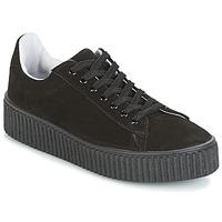 Παπούτσια Γυναίκα Χαμηλά Sneakers Yurban HADIL Black