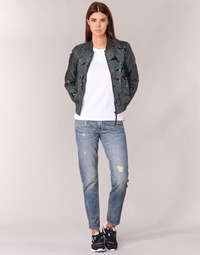 Υφασμάτινα Γυναίκα Boyfriend jeans G-Star Raw MIDGE SADDLE BOYFRIEND WMN Μπλέ