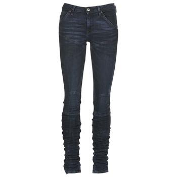 Υφασμάτινα Γυναίκα Skinny jeans G-Star Raw 5620 STAQ 3D MID SKINNY WMN MARINE