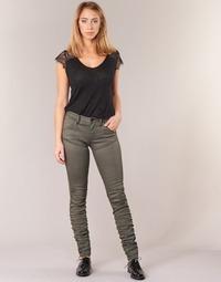 Υφασμάτινα Γυναίκα Skinny jeans G-Star Raw 5620 STAQ 3D MID SKINNY COJ WMN Kaki