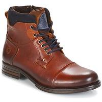 Παπούτσια Άνδρας Μπότες Coxx Borba AGOZ Camel / Μπλέ