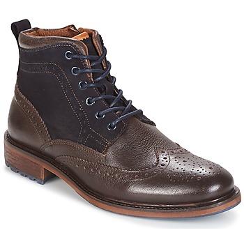 Παπούτσια Άνδρας Μπότες Coxx Borba RESERVA Brown / Marine