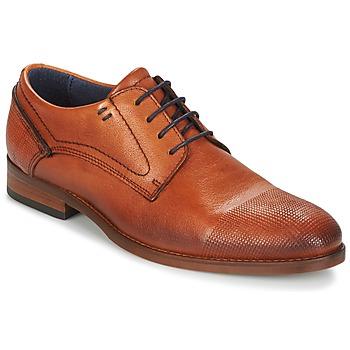 Παπούτσια Άνδρας Richelieu Coxx Borba BERTO CAMEL