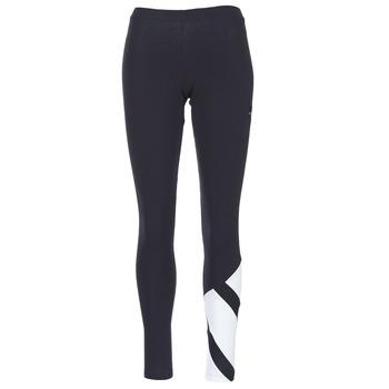 Υφασμάτινα Γυναίκα Κολάν adidas Originals EQT LEGGINGS Black / άσπρο