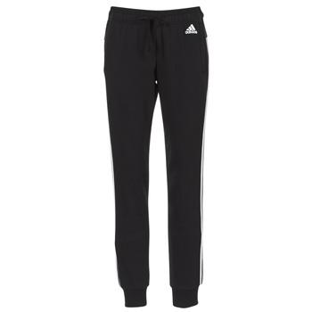 Υφασμάτινα Γυναίκα Φόρμες adidas Originals ESS 3S PANT CH Black