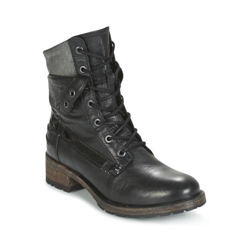 Παπούτσια Γυναίκα Μπότες Pataugas DEDAY Black
