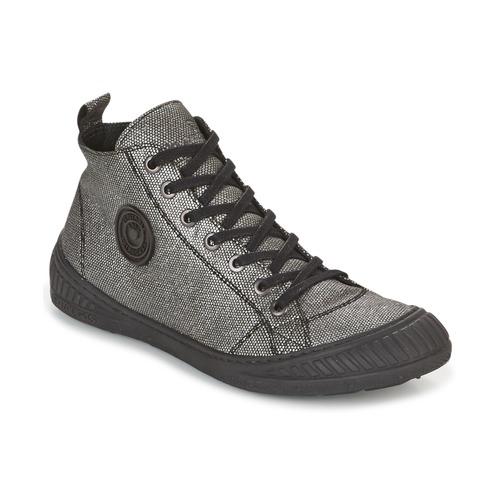 Παπούτσια Γυναίκα Ψηλά Sneakers Pataugas ROCKER Argenté