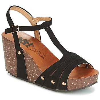 Παπούτσια Γυναίκα Σανδάλια / Πέδιλα Xti  Black