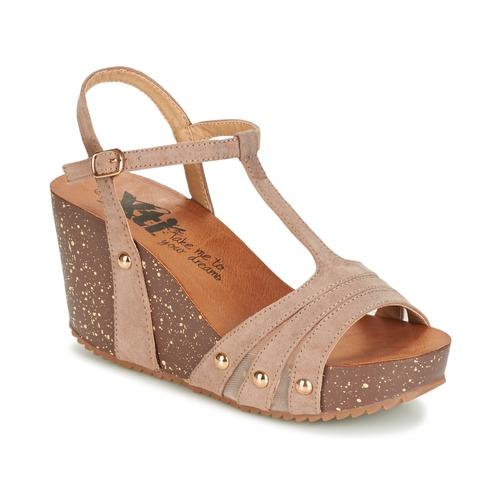 Παπούτσια Γυναίκα Σανδάλια / Πέδιλα Xti  Taupe