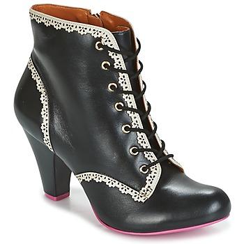 Παπούτσια Γυναίκα Μποτίνια Cristofoli 175309/4 Black