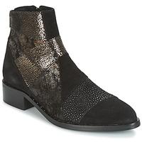 Παπούτσια Γυναίκα Μπότες Philippe Morvan SILKO V1 CR VEL NOIR Black