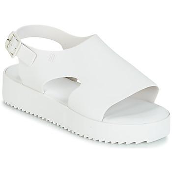 Παπούτσια Γυναίκα Σανδάλια / Πέδιλα Melissa HOTNESS άσπρο