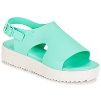 Παπούτσια Γυναίκα Σανδάλια / Πέδιλα Melissa HOTNESS Green / άσπρο