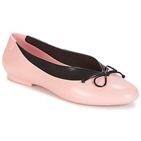 Παπούτσια Γυναίκα Μπαλαρίνες Melissa JUST DANCE ροζ / Black