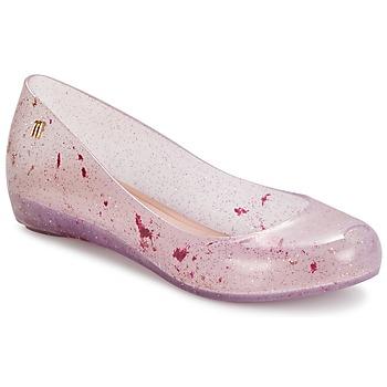 Παπούτσια Γυναίκα Μπαλαρίνες Melissa ULTRAGIRL XII Ροζ / Glitter