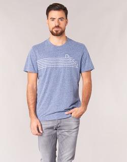 Υφασμάτινα Άνδρας T-shirt με κοντά μανίκια Diesel JOE QF Marine