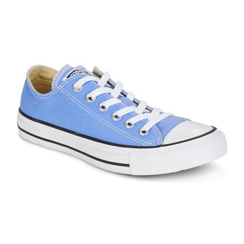 Παπούτσια Χαμηλά Sneakers Converse CHUCK TAYLOR ALL STAR SEASONAL COLOR OX PIONEER BLUE μπλέ