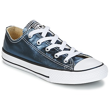 Παπούτσια Κορίτσι Χαμηλά Sneakers Converse CHUCK TAYLOR ALL STAR Sininen