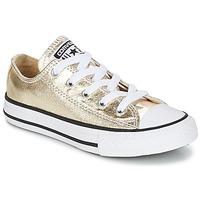Παπούτσια Κορίτσι Χαμηλά Sneakers Converse CHUCK TAYLOR ALL STAR Gold / άσπρο / Black