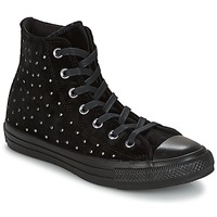 Παπούτσια Γυναίκα Ψηλά Sneakers Converse CHUCK TAYLOR ALL STAR HI Musta