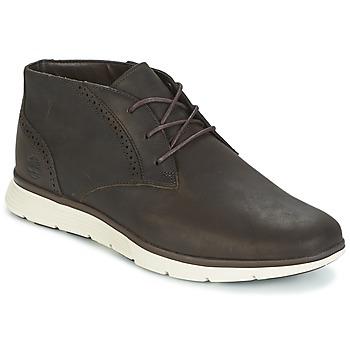 Παπούτσια Άνδρας Ψηλά Sneakers Timberland FRANKLIN PRK CHUKKA Mulch / Mincio