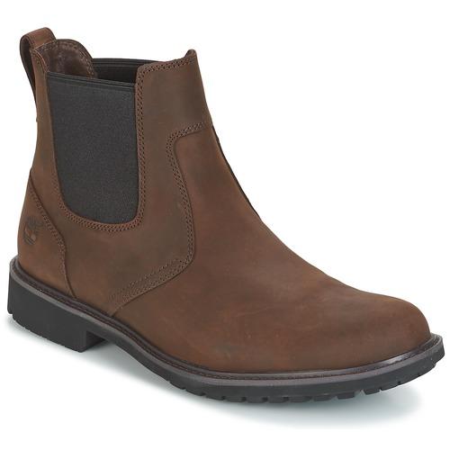 Παπούτσια Άνδρας Μπότες Timberland STORMBUCKS CHELSEA Brown