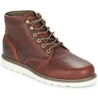 Παπούτσια Άνδρας Μπότες Timberland NEWMARKET LUG PT CHUKKA Brown
