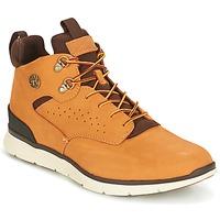 Παπούτσια Άνδρας Ψηλά Sneakers Timberland KILLINGTON HIKER CHUKKA Camel