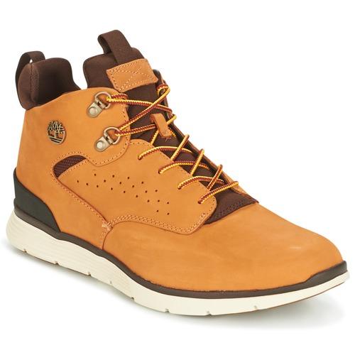 Παπούτσια Άνδρας Μπότες Timberland KILLINGTON HIKER CHUKKA Camel