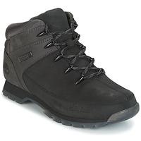 Παπούτσια Άνδρας Μπότες Timberland EURO SPRINT HIKER Black / Grey
