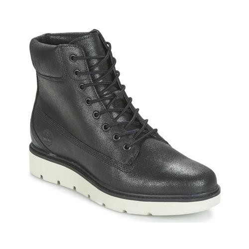 Παπούτσια Γυναίκα Ψηλά Sneakers Timberland KENNISTON 6IN LACE UP Black