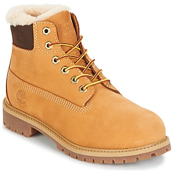 Μπότες Timberland 6 IN PRMWPSHEARLING LINED