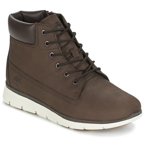 Παπούτσια Παιδί Μπότες Timberland KILLINGTON 6 IN Brown