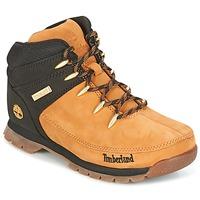 Παπούτσια Παιδί Μπότες Timberland EURO SPRINT Brown