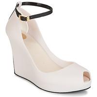 Παπούτσια Γυναίκα Σανδάλια / Πέδιλα Melissa PATCHULI IX AD Beige / Black
