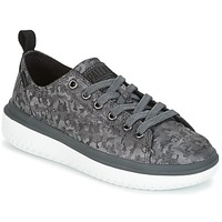 Παπούτσια Γυναίκα Χαμηλά Sneakers Palladium CRUSHION LACE CAMO Black / Grey