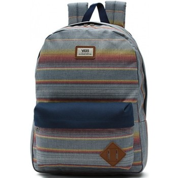 Τσάντες Σακίδια πλάτης Vans MOCHILA  OLD SKOOL II (V0ONIKWS) - Blue Mirage MULTICOLOR
