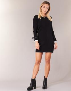 Υφασμάτινα Γυναίκα Κοντά Φορέματα Morgan RPAULI Black