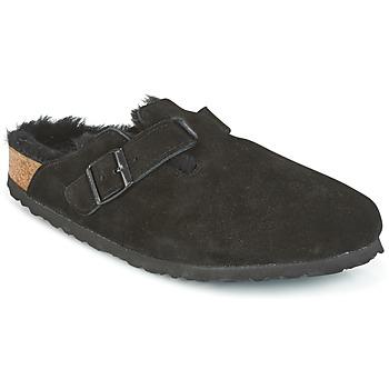 Παπούτσια Γυναίκα Σαμπό Birkenstock BOSTON Black