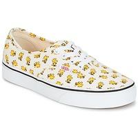 Παπούτσια Χαμηλά Sneakers Vans AUTHENTIC SNOOPY άσπρο / Yellow