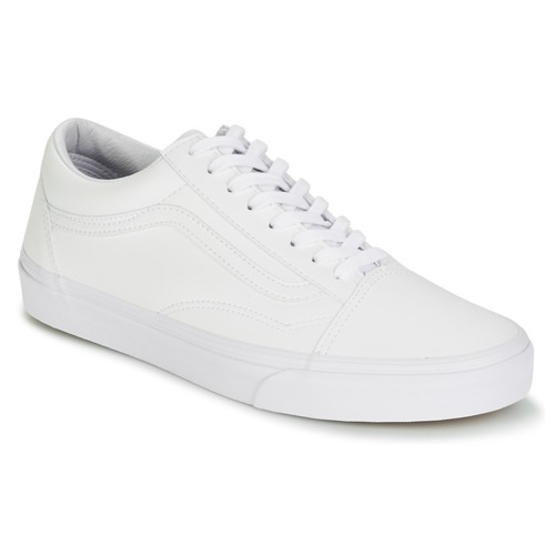 Παπούτσια Χαμηλά Sneakers Vans OLD SKOOL Άσπρο